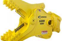 Genesis, cu o noua foarfeă pentru beton – GDR400