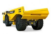 Atlas Copco a modernizat Minetruck MT42