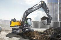 Volvo EC160E şi EC180E sporesc eficienţa şi anduranţa