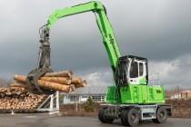Sennebogen aduce o noua generatie a excavatorului manipulator 723