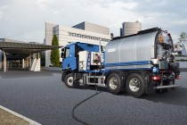 Noua generație silenţioasă de mixere de asfalt Benninghoven