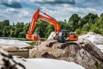 Durabilitate fără a afecta eficiența – noutăți în gama Zaxis-6 de excavatoare hidraulice Hitachi