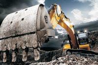 Randament mare la săpare sau versatilitate: excavator pe șenile sau pe pneuri?