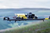 Topcon lansează Falcon 8, o dronă cu 8 elice pentru colectarea de date