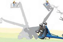 Prevenirea accidentelor pe nacele si platforme de lucru aeriene