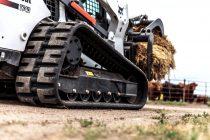 Bobcat introduce trenuri de rulare noi pentru încărcătoarele sale pe şenile