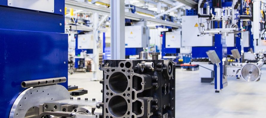 Hatz Diesel aduce la Bauma un nou motor cu trei cilindri