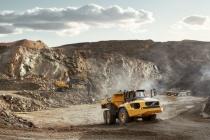 Cel mai mare camion articulat Volvo: A60H
