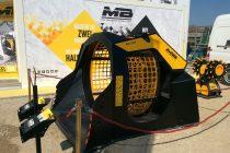 Cupa de sortare MB-LS220 a fost lansată în premieră la Bauma