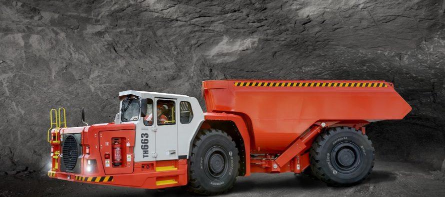 Volvo Penta face echipă cu Sandvik pentru aplicaţii grele în industria minieră