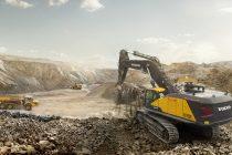Bigger is better pentru cel mai impunator excavator pe şenile Volvo