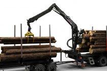 Hiab introduce două noi macarale forestiere LOGLIFT: 140Z şi 150Z