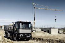 Renault Trucks îşi extinde gama Optitrack