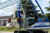 Enteco prezintă noul kit SP-HG de graifer hidraulic