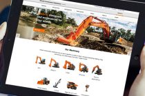 Hitachi Construction Machinery şi-a relansat site-ul