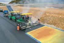 Accent pe calitatea asfaltării, cu sistemul RoadScan