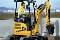 Din 2018, Wacker Neuson şi Caterpillar nu vor mai produce împreună miniexcavatoare sub 3 t