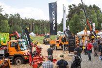 Unimog şi-a prezentat oferta de camioane speciale la KWF 2016