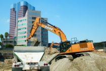 Două noi excavatoare CASE în seria D