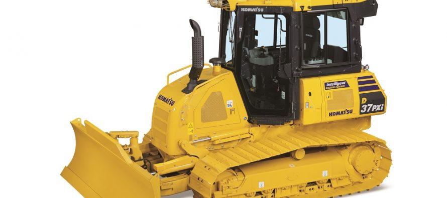 Cel mai nou buldozer Komatsu cu intelligent Machine Control