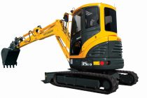 Alianţă Hyundai Heavy Industries – CNH Industrial în segmentul excavatoarelor compacte