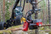 Noul cap procesor pentru recoltare Log Max 3000T