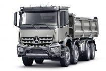 Noi variante de model şi niveluri de echipare pentru camioanele Arocs