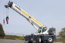Liebherr îşi adaugă în portofoliu două noi macarale pentru teren accidentat