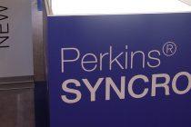 Noul motor de 2.8 l din gama Perkins Syncro este prezentat şi la Bauma China