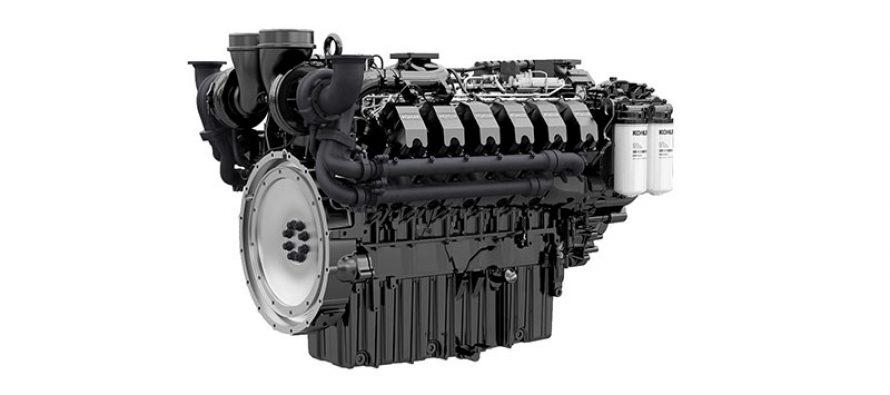 Kohler şi Liebherr au dezvoltat împreună o nouă linie de motoare diesel G-Drive