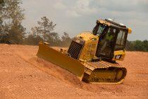 Sistemul Cat Grade Control este disponibil şi pe buldozerele D3K2, D4K2 şi D5K2
