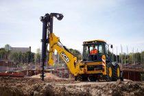 O nouă soluţie în construcţii: JCB Pilingmaster