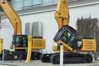 340F UHD, expertul CAT în demolări la mare înălțime