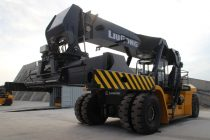 LiuGong offers a new 45-tonnage reach stacker