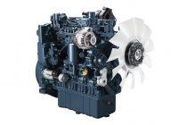 Kubota a anunţat primul său motor diesel de peste 100 hp
