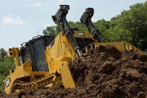 Noi caracteristici opționale de performanță pentru buldozerul CAT D8T