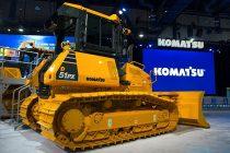 Noul D51EX/PX‐24 întregeşte gama de buldozere cu transmisie hidrostatică a Komatsu