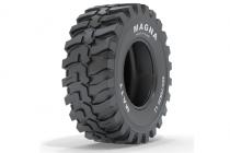 Cea mai nouă anvelopă Magna pentru încărcătoare frontale compacte: MA11