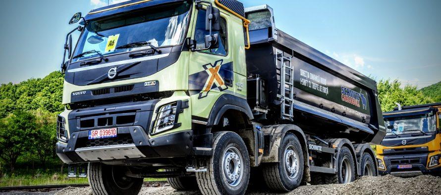 Volvo Trucks stabilește un nou standard în construcții