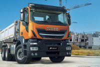 Preview al noilor camioane ușoare off-road Iveco Stralis X-WAY