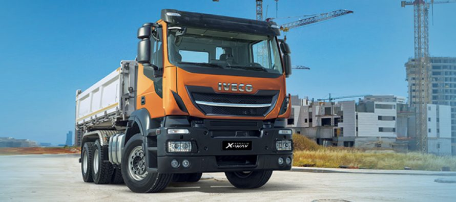 Preview al noilor camioane ușoare off-road Iveco Stralis X-WAY