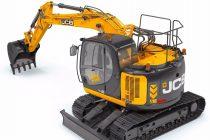 Noul JCB JZ141, singurul excavator cu rază redusă echipat cu motor T4F ce nu necesită DPF