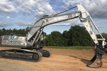 Kobelco's highly anticipated Hybrid arrives in Europe