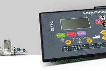 Himoinsa dezvoltă unități de control pentru generatoarele cu motoare pe gaz