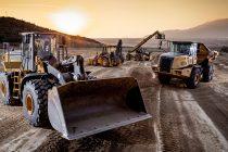 Trelleborg expune la Steinexpo anvelope pentru construcții și medii extreme de lucru