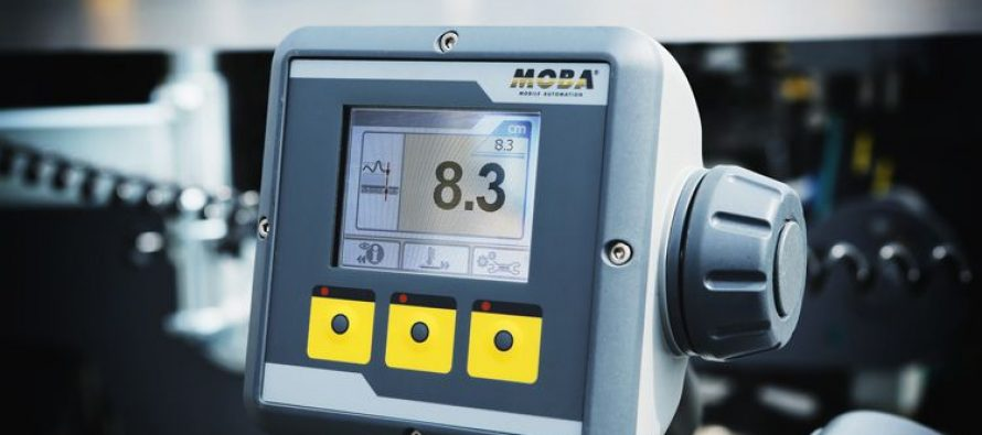 Sistemul de măsurare Pave-TM de la MOBA revoluționează construcția de drumuri