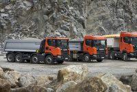 XT este noua față a celor mai dure camioane Scania