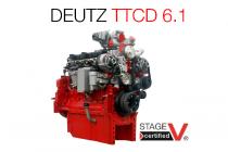 Deutz este primul producător de motoare din lume certificat Stage V