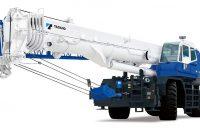 Tadano lansează la nivel internaţional noua macara de 110 t pentru teren accidentat
