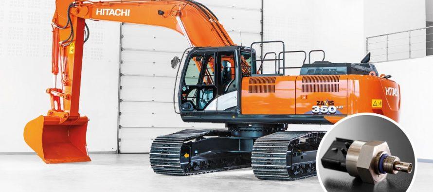 Hitachi a prezentat o premieră pentru industria construcțiilor